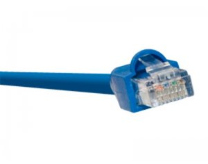 Cat6A Shielded Patch Cable- Blue