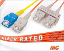 SC-SC Mode Conditioning Fiber Patch Cable