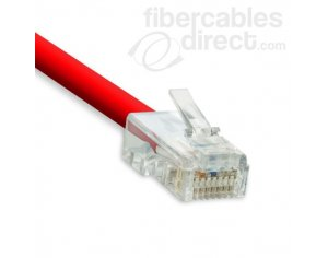 Cat5e Advantage Patch Cable Color Red